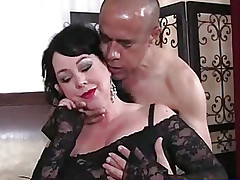 Fat expressed tits lady Amanda blowjob and expressed dick lovemaking