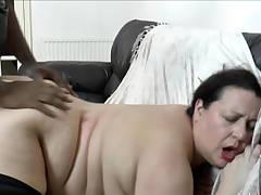 AgedLovE Busty Mature Interracial Hardcore