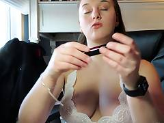 Stacked dickblowers goes solo toys and flashing