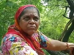 Aunty village short clip 200