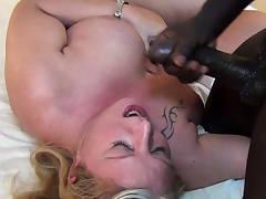 german big tits plumper mother finest blowjonn with swallow