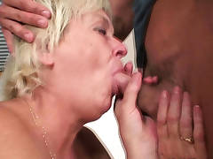 Her highly old mother and boyfriend taboo sex