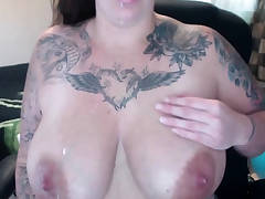 Milk MOM NY Chesty and BIG BIG TITS in Pregnancy