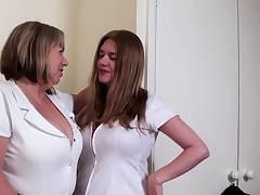 AgedLovE British Matures Interracial Threesome