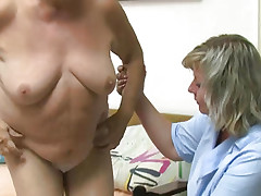 OldNanny Fat big granny have a sex with youthful guy
