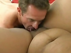 Interatial chubby xxx large boob having sex huge brown hole action two