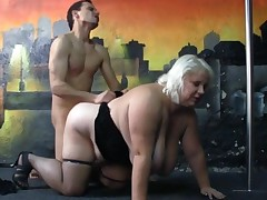 Nice oustanding pussy has doggystyled