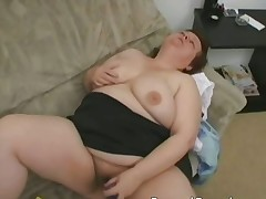 Fat fat boobed slut with huge tits have part6