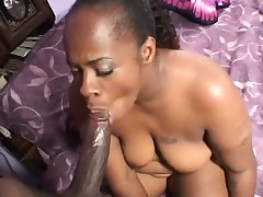 Plumper Dimples blows him and receives her pussy drilled by Byron Lengthy