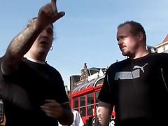 Small redlight hooker nails a fat tourist