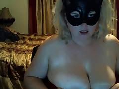 Plumper Webcam Striptease